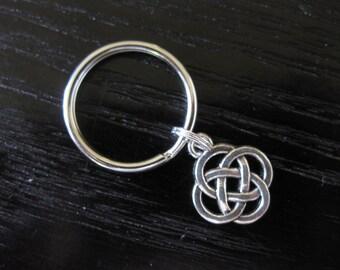 Celtic Knot Key Ring