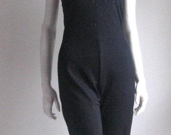 70s vintage jumpsuit xs