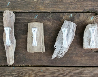 Driftwood clip magnets