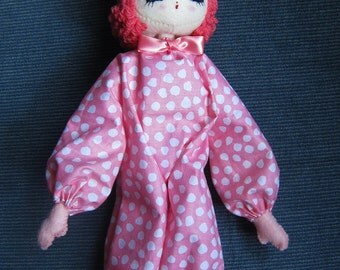 Kawaii Bunny Pose Doll Shelf Sitter