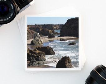 Big Sur Print, Central Coast, Beach Print, California, Landscape, California Coast, Ocean, Print, Home Decor, Wall Art, Blue, Wall Decor