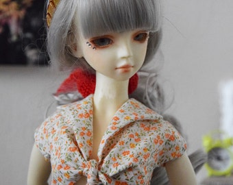 1/3 doll ~ cropped shirt | BJD