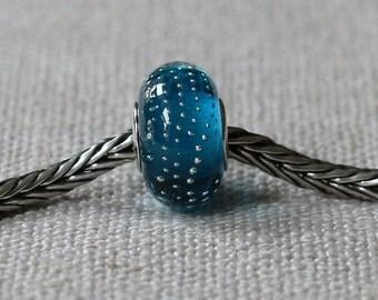 Marine rain lamp work bead