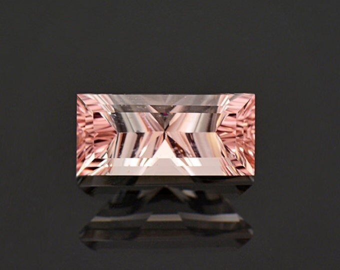 Bright Pink Tourmaline Gemstone from Afghanistan 3.51 cts