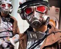 Fallout New Vegas NCR Ranger Helmet (Full Metal Jacket)