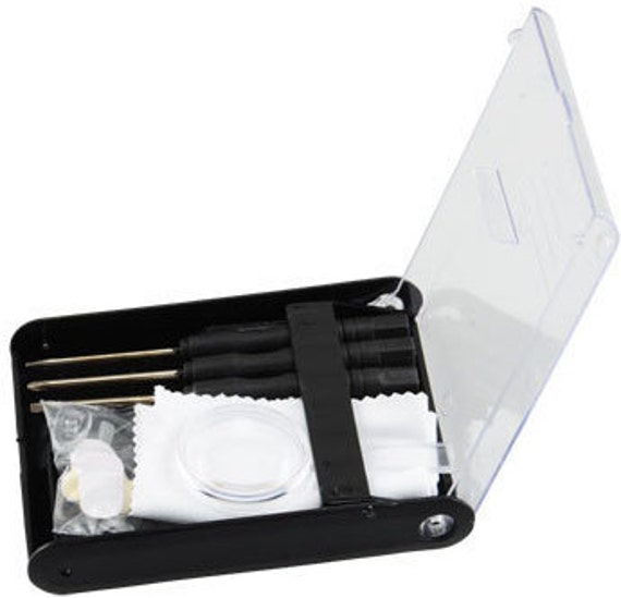 Glasses Repair Kit With Screws : EYEGLASS REPAIR KIT 9 mini screws 4 comfort nose pads 2