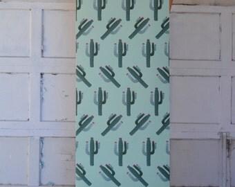 Mint Cactus Fitness Mat