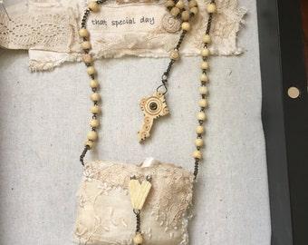 Special one of a kind handmade PrayerPocket