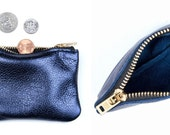 Change Purse. Leather Change Purse. Coin Purse. Leather Coin Purse. Small Leather Pouch