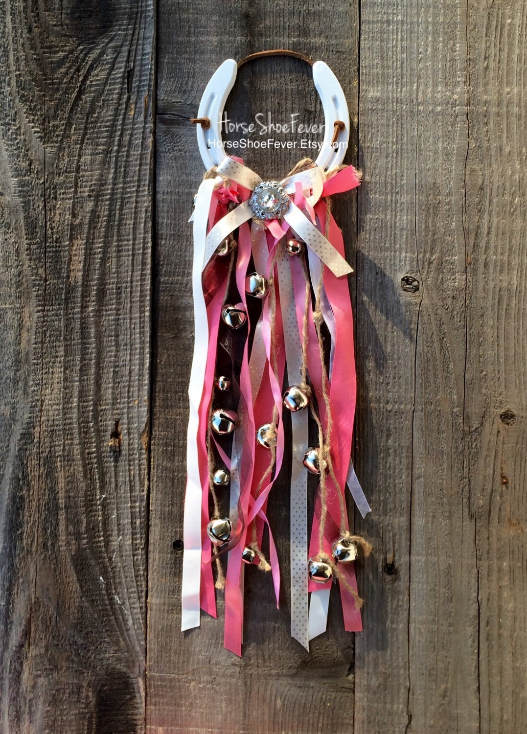 Christmas Decorations. Rustic Decor. Horse Decor. Country