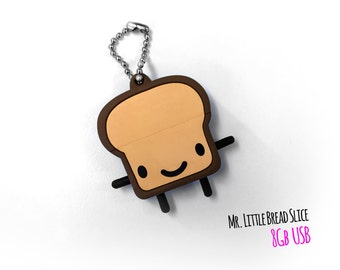 Mr. Little Brad Slice 8Gb USB Flash drive
