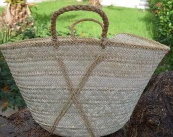 Woven Palm Leaf bag