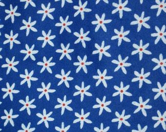 Blue Flowers  : Hedgehog Snuggle Sack, Cozy Sack, Hedgie Sack, Small Animal Sleeping Bag