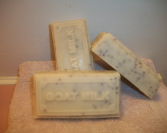 Glaziers Goat Milk Soap Squeaky Clean