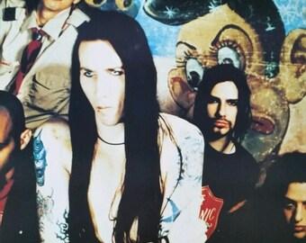 Marilyn Manson  1994 Rare Poster