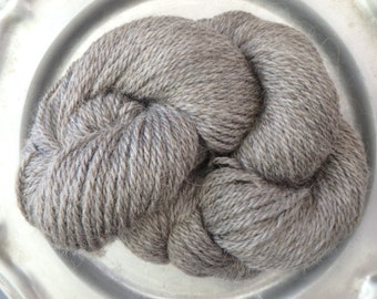 Finnsheep Wool and Mohair Blend Yarn - Worsted Weight