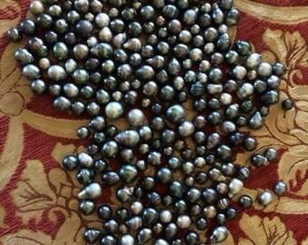 50 Tahitian pearls
