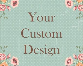 Custom Bachelorette Party Shirt Design