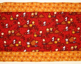 Snoopy Table Runner