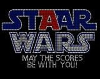 Staar Wars may the scores be with you
