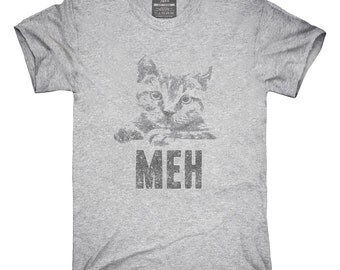 Meh Cat T-Shirt, Hoodie, Tank Top, Gifts