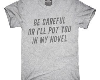 Novel Threat T-Shirt, Hoodie, Tank Top, Gifts