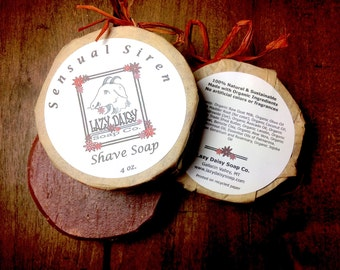 Sensual Siren Shave Soap