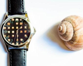 Windows-Wrist Watch - Quartz Watch - Unique wrist watch -Free shipping