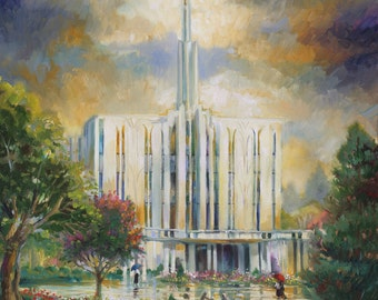 Thy Holy House - Seattle Temple