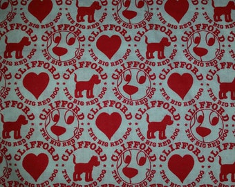 Clifford the Big Red Dog Skirt