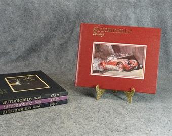 Automobile Quarterly Vol. 24 c. 1986 Complete 4 Number Set
