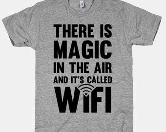 Wifi Magic T-Shirt