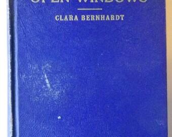 Open Windows by Clara Bernhardt, 1947
