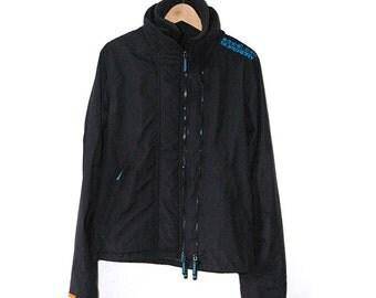Super Dry Navy blue jacket