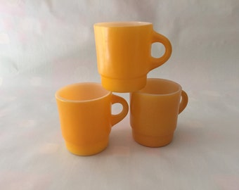 Fire King Vintage Coffee Mugs