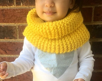 Baby Knitted Scarfs
