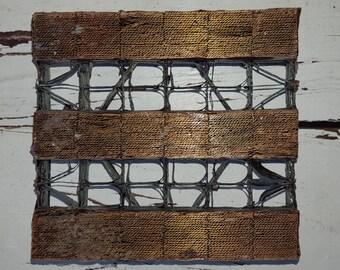 Antique Copper Batik Stamp