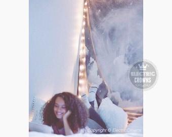 Tumblr Room Decor, Bedroom Decor Tumblr Decor, Fairy Lights, Teen Bedroom Decor, Tumblr Lights, Gift for teen 13ft to 33ft