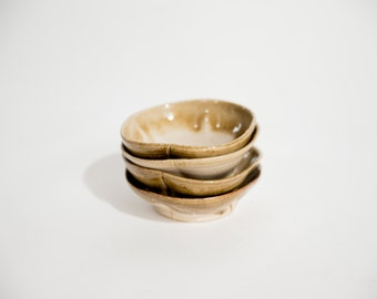 Set of four bowls