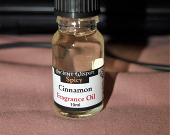 Cinnamon 10ml Fragrance Oil