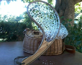 Curved Handle Net