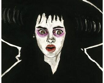 Lydia Deetz print
