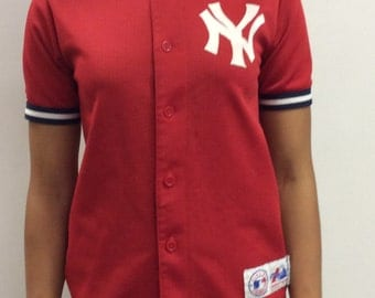 SALE New York Yankees Baseball Jersey Size L