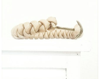 Bracelet in Paracord finish 5-0 ☆ ☆ marine anchor