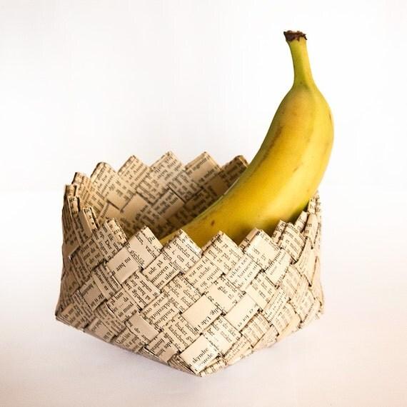 Resultado de imagen para tejido de papel reciclado