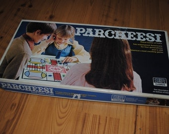 Parcheesi - S&R Games - Board Game - 1975