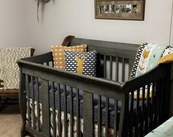 Baby boy bedding Etsy
