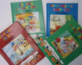 Vintage 1996 Noddy books x 4