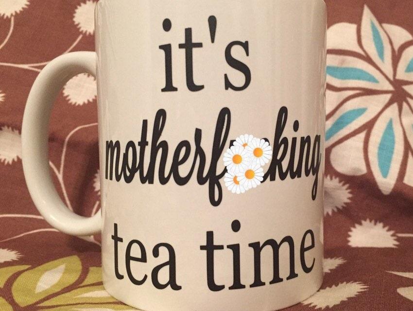 Mature Tea Time 114