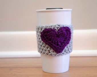 Reusable Drink Sleeve // For the Love of Coffee